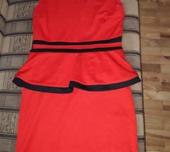 Crvena haljinica 36