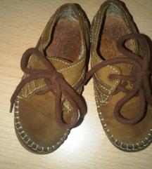 Dječje kožne cipelice mokasinke od brušene kože