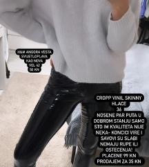 Angora vesta H&M