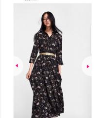Zara haljina L/XL 👗 uklj. pt!  💰