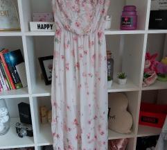 Duga cvijetna haljina