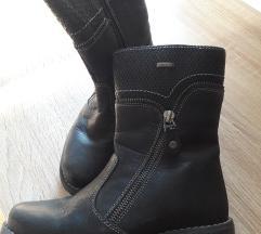Čizme vel .33 kožne