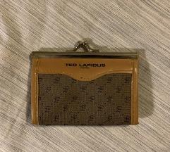 Ted Lapidus Paris mali novcanik za kovanice