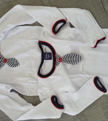 Lot mornarske majice 2.i 4. g.