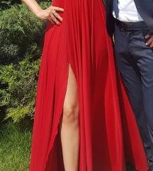 Diana Viljevac duga haljina