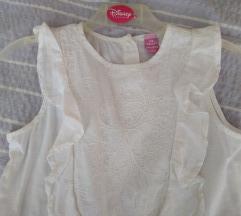 Slatka bijela košuljica, vel 7-8, kao nova