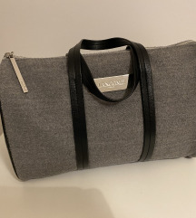 Original Lancome siva zimska torba