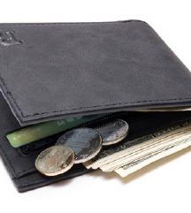 Novi muški novčanik