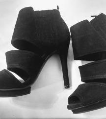 Crne H&M sandale, SNIŽENO