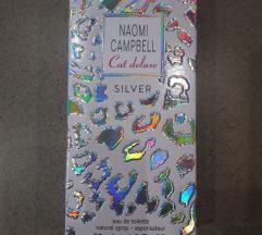 Naomi Campbell  Silver