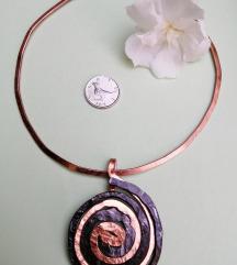 REZ. Art ogrlica-hrvatski dizajn