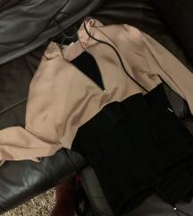 Zara komplet duksa + hlače