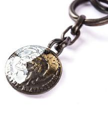 DIESEL privjesak za ključeve NOVO S ETIKETOM