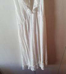 BENETTON bijela haljina %%%