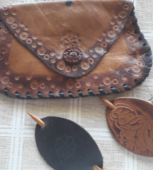 Vintage torbica +2 retro za kosu