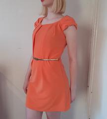 Nova narančasta haljina