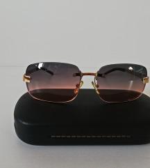 LEOWE - gradual - sunčane naočale - zlatni okviri