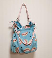 Plava vesela torba