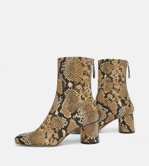 Animal print Zara čizme