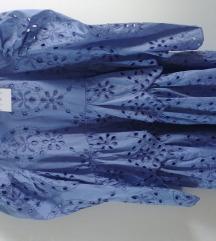 Zara haljina plava