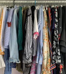Praznim garderobu