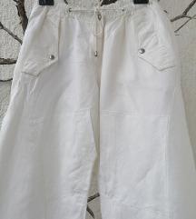 Neobične lanene hlače