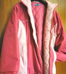 Pinky roza jakna