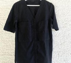 Cos crna tunika košulja