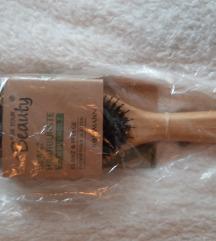 Nova četka od bambusovog drva
