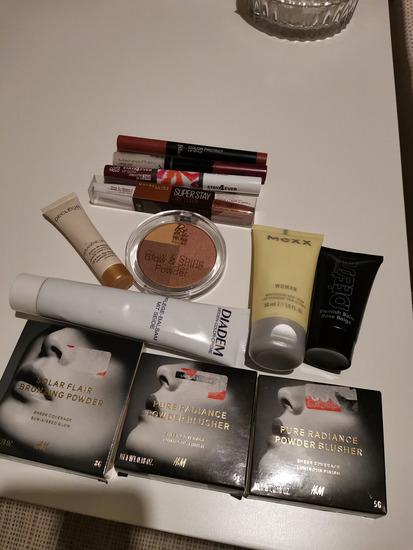 Lot NOVE kozmetike