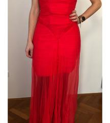 eNVy room svilena haljina