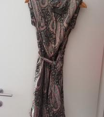 Reserved boho haljina