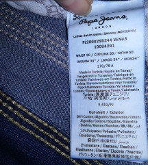 Ženske traperice Pepe Jeans