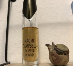 Naomi Queen of gold
