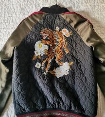 Zara bomber jakna M 🤎