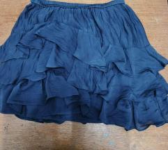 Mango suknja, tamnoplave, S, 50 kn