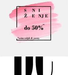 SNIŽENJE  50% adidas,ZARA,H&M,MANGO, clinique