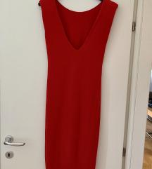 Crvena haljina - Ivana Jurić design