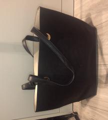 Crna/bez torba