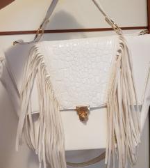 Luxe bags bijela torba