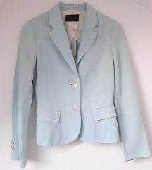 Plavo odijelo lan ESTARE CULTO 36