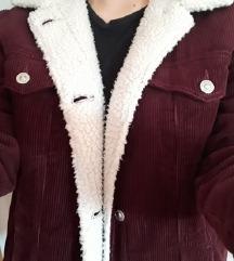 Bordo jakna