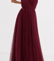 Svečana duga haljina