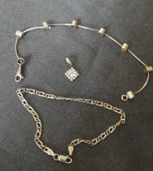 Srebrni nakit 150 kn