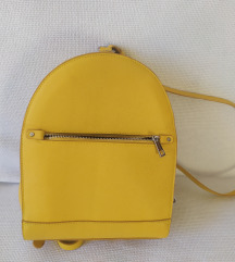 Žuti ruksak