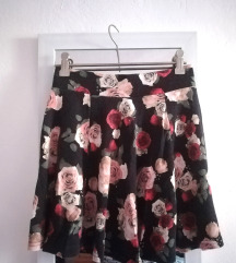 H&M cvjetna suknjica, 34-36