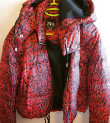 Zmijska zimska jakna