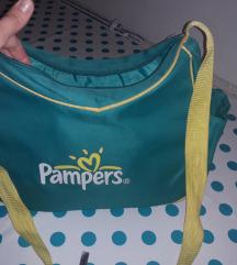 Pampers torba za dječje stvari
