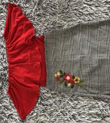 Top + suknja