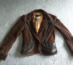 Cavalli kožna jakna
